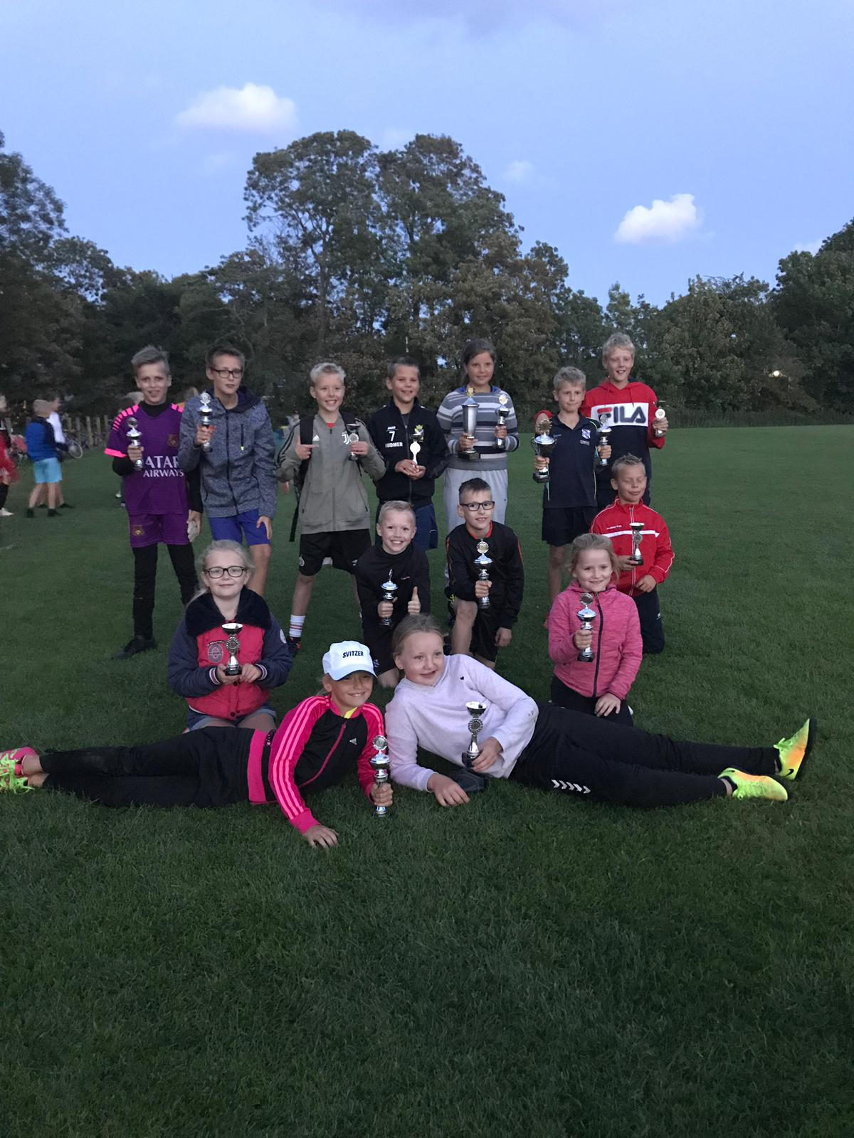 Competitie jeugd 2019